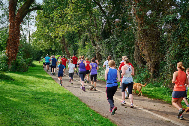 People Who Do Weekend Parkruns Are Happier, Study Finds