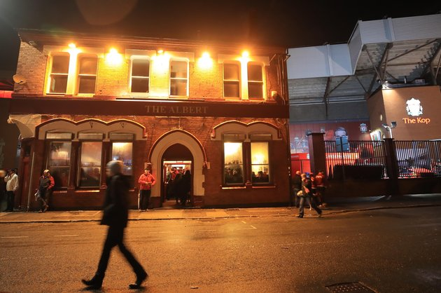 Liverpool-Roma: Two Men Arrested After 53-Year-Old Critically Injured At Anfield
