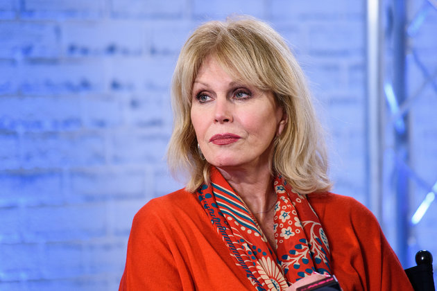 Joanna Lumley Admits Being 'Terrified All Men Are Seen As Bad' After Hollywood Sexual Misconduct Scandals