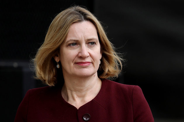 Amber Rudd Denies Net Migration Target Led To Windrush Scandal