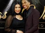 Jordin Sparks and husband welcome son Dana Isaiah Jr as she says she is 'overcome with joy'