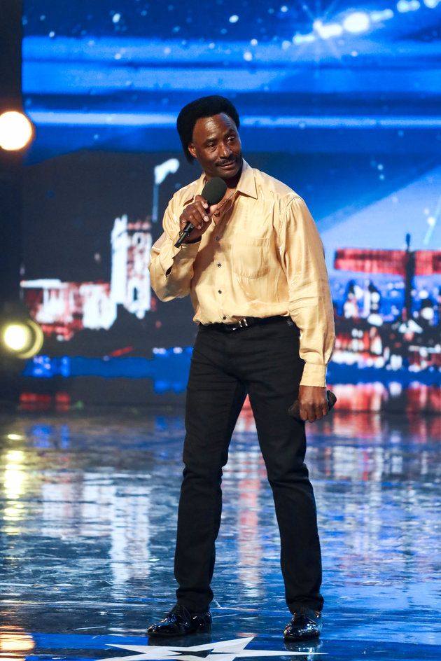 'Britain's Got Talent': 'Wiggle Wine' Singer Donchez Dacres Gives Us The Feel-Good Moment Of The Series