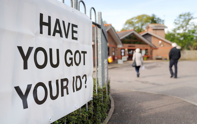 Local Elections 2018: Councils Reveal How Many People They Turned Away In Voter ID Trial