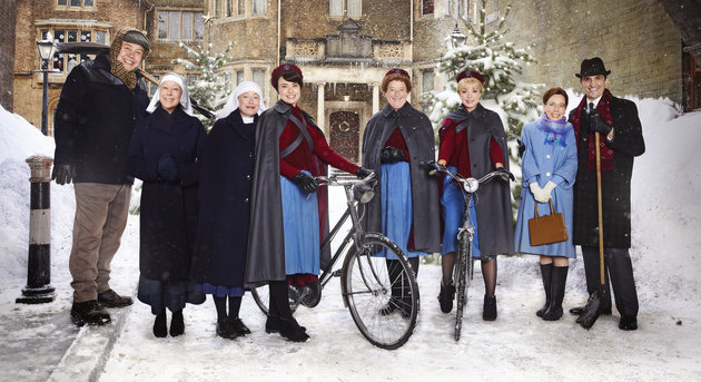 'Call The Midwife': 17 Filming Secrets From The BBC Drama's Set