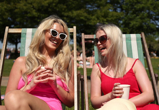 UK Weather: It's Officially The Hottest May Bank Holiday Weekend On Record