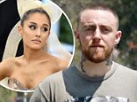 Mac Miller behind bars after arrest for DUI and hit and run in LA… following Ariana Grande split