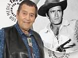 Clint Walker dies aged 90: Cheyenne star passes away of heart failure