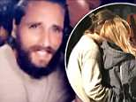 Scott Disick snuggles up to blonde girl at Kanye West's Wyoming party