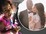 Kim Kardashian's daughter North West sings dad Kanye West's song No Mistakes