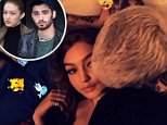 Gigi Hadid confirms Zayn Malik reunion with Instagram Story snapshot