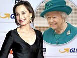 Crowning glory for regal Kristin Scott Thomas