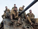 Brad Pitt in Fury is one of the greatest war films ever made, writes BRIAN VINER