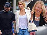 Cameron Diaz's 'fiancé' Benji Madden 'asked her mother Billie for permission'