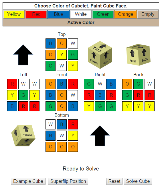 The struggle is over: Website tells you exactly how to solve your Rubik's cube
