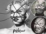 Madonna apologizes for posting altered photos of Martin Luther King and Nelson Mandela to promote her new album