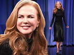 Nicole Kidman tells Jimmy Fallon he blew his chance to date her