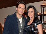 Katy Perry and John Mayer 'canoodle during romantic dinner date'