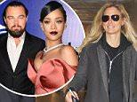Leonardo DiCaprio's ex Bar Rafaeli approves of Rihanna