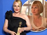 Golden Globe winner Patricia Arquette says she was paid next to nothing to star in Boyhood