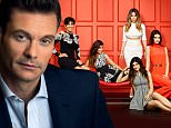 Ryan Seacrest says on the winning audition tape that won the Kardashians their first reality show