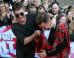 'Britain's Got Talent' Auditions: Simon Cowell Lifts David Walliams' Kilt On The Red Carpet (PICS)
