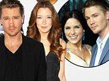 Chad Michael Murray marries Chosen co-star Sarah Roemer
