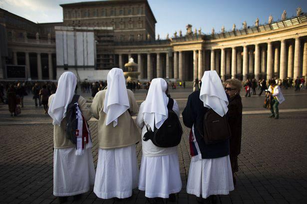Nun who gave birth 'had no idea' she was pregnant