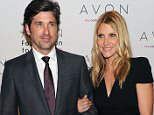Patrick Dempsey's wife Jillian Flink files for divorce after 15 years of marriage