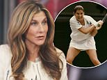 Monica Seles, 41, confesses to eating disorder after being stabbed on the court
