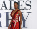 'Fifty Shades Of Grey' Premiere: Jamelia Sports A Seriously Low-Cut Dress On The Red Carpet (PICS)