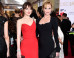 Oscars 2015 Red Carpet: Dakota Johnson And Melanie Griffith Have Awkward 'Fifty Shades Of Grey' Interview Moment (VIDEO)