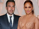 Ben Affleck 'whispered in ex Jennifer Lopez's ear during flirty Oscars reunion'