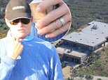 Bruce Jenner is spotted moving into secluded Malibu home