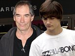 Cops called to Timothy Dalton's mansion after teen son throws massive party