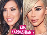 Kim Kardashian accused of getting fillers to keep her youthful appearance