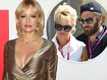 Pamela Anderson granted restraining order against Rick Salomon after claiming he 'tried to strangle her during sex'