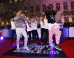 Dermot O'Leary Begins His 24-Hour Comic Relief Red Nose Day Danceathon (PICS)