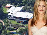 Jennifer Aniston receives an uninvited visitor as drunk driver crashes into her front garden