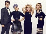 Fashion Police goes on hiatus and cancels upcoming episodes… days after Kathy Griffin and Kelly Osbourne quit