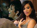 Kim Kardashian reveals her mother Kris Jenner's bedroom secrets with toyboy Corey Gamble