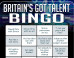 The Only 'Britain's Got Talent' Bingo Card You'll Need This (And Every) Saturday