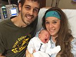 Jill Duggar reveals she turned to Bible for encouragement during labour after ending up in hospital despite home delivery plan