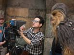 JJ Abrams shares amazing behind-the-scenes pictures as he unveils second trailer for Star Wars: Episode VII – The Force Awakens