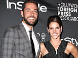 Thor star Zachary Levi divorcing Missy Peregrym just 10 months after their secret wedding