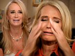 Real Housewives' Kim Richards 'checks herself into rehab' days after drunken arrest and storming out of Dr Phil interview