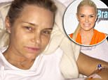 Yolanda Foster posts hospital bed snap as she fights battle with Lyme Disease
