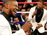 Twitter users accuse Jamie Foxx of 'destroying' the National Anthem at Fight Of The Century