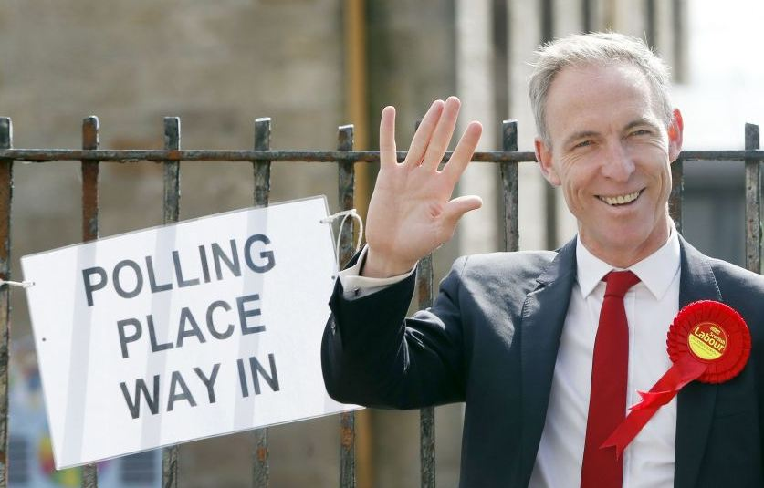 Inspiring! The sheer variety of polling station signs will bring a tear to your eye