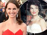 Natalie Portman 'will play Jackie Kennedy in a film after JFK was shot'