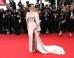 Cannes Film Festival 2015: Cheryl Fernandez-Versini And Emma Stone Outstaged On Red Carpet By Elena Lenina's HUGE Hair (PICS)